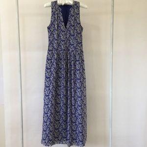 Madewell Daisy Tumble Maxi Dress